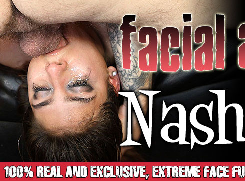 Facial Abuse Starring Nasheema